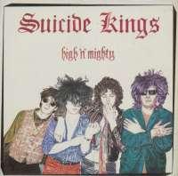 Gramofonska ploča Suicide Kings High N Mighty SNLP 5, stanje ploče je 9/10