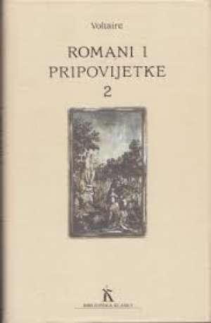 Romani i pripovijetke II Voltaire tvrdi uvez