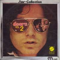Gramofonska ploča Doors Star-Collection Vol.2 MID 22008, stanje ploče je 10/10