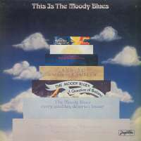 Gramofonska ploča Moody Blues This Is The Moody Blues LST 75013/14, stanje ploče je 10/10
