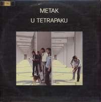 Gramofonska ploča Metak U Tetrapaku LSY 66075, stanje ploče je 9/10