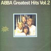 Gramofonska ploča ABBA Greatest Hits Vol. 2 LP 55 -5971, stanje ploče je 8/10