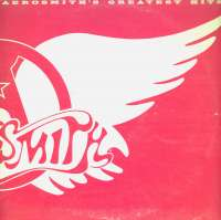 Gramofonska ploča Aerosmith Aerosmith's Greatest Hits CBS 84704, stanje ploče je 10/10