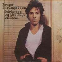 Gramofonska ploča Bruce Springsteen Darkness On The Edge Of Town CBS 86061, stanje ploče je 10/10