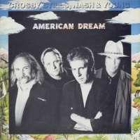 Gramofonska ploča Crosby, Stills, Nash & Young American Dream LSAT 73290, stanje ploče je 10/10