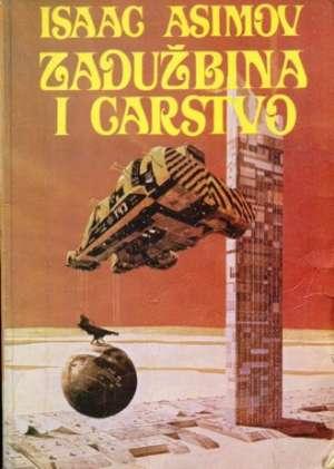Zadužbina i carstvo Asimov Isaak meki uvez