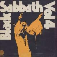 Gramofonska ploča Black Sabbath Black Sabbath Vol 4 6360 071, stanje ploče je 9/10