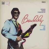 Gramofonska ploča Dee Travers Songs Made Famous By Buddy Holly By Dee Travers LBG  851005, stanje ploče je 9/10
