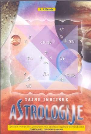 Tajne indijske astrologije Adrian Predrag Kezele meki uvez