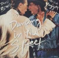 Gramofonska ploča David Bowie And Mick Jagger Dancing In The Street MXSEMIA 18011, stanje ploče je 10/10
