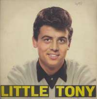 Gramofonska ploča Little Tony U Svojim Uspjesima LPD-V-196, stanje ploče je 8/10