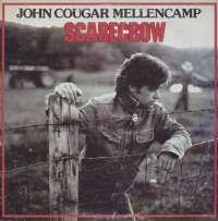 Gramofonska ploča John Cougar Mellencamp Scarecrow LL 1508, stanje ploče je 10/10