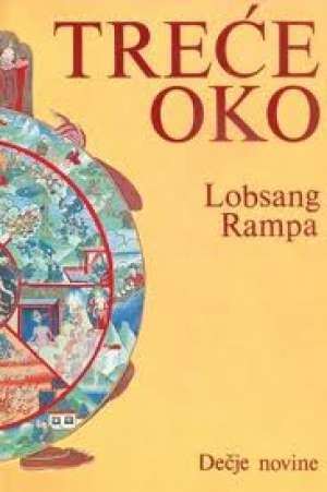 Treće oko Lobsang Rampa meki uvez