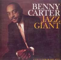 Gramofonska ploča Benny Carter Jazz Giant 2221128, stanje ploče je 10/10