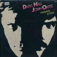 Gramofonska ploča Daryl Hall & John Oates Private Eyes LSRCA 11011, stanje ploče je 10/10