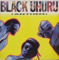Gramofonska ploča Black Uhuru Anthem LSI 11075, stanje ploče je 10/10