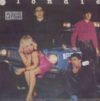 Gramofonska ploča Blondie Plastic Letters LL-0497, stanje ploče je 9/10