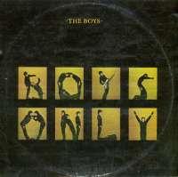 Gramofonska ploča Boys Boys Only LPS 1033, stanje ploče je 10/10