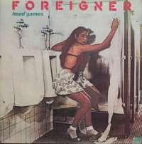Gramofonska ploča Foreigner Head Games ATL 50651, stanje ploče je 9/10
