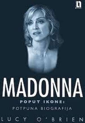 Madonna - poput ikone Lucy O Brien tvrdi uvez
