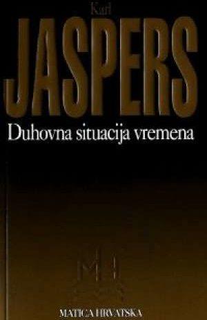 Duhovna situacija vremena Karl Jaspers meki uvez