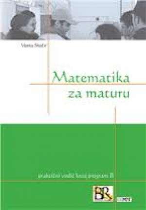 Matematika za maturu - program B Vesna Skočir tvrdi uvez