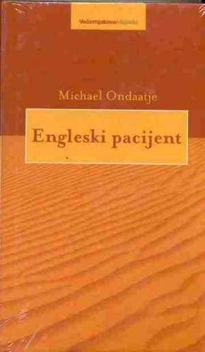 Engleski pacijent Ondaatje Michael tvrdi uvez