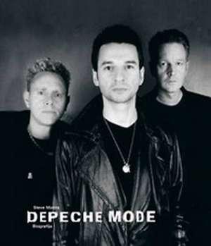 Depeche Mode - Biografija Steve Malins meki uvez