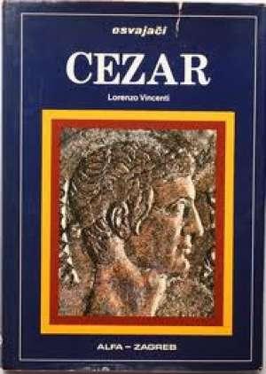 Cezar - osvajači Lorenzo Vincenti tvrdi uvez
