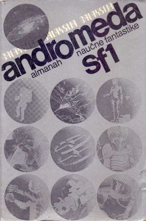 Sf 1 -Andromeda - Almanah Naučne Fantastike meki uvez