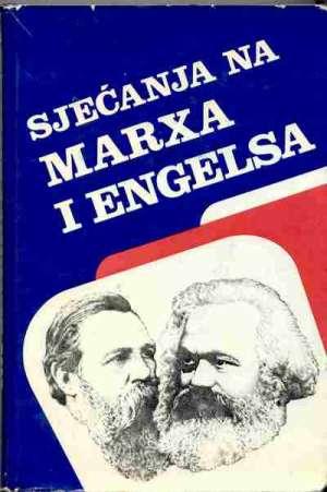Zvonko tkalec/uredio Sjećanja Na Marxa I Engelsa tvrdi uvez
