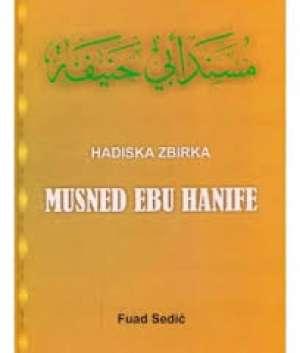 Fuad Sedić - Hadiska zbirka musned ebu hanife