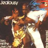 Jealousy / Step Into The Love Line Amii Stewart D uvez