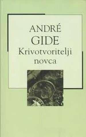 Krivotvoritelji novca Gide Andre tvrdi uvez