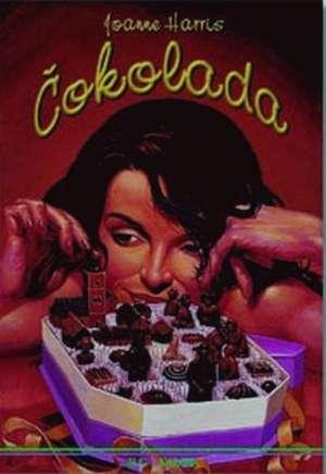 Čokolada Harris Joanne meki uvez