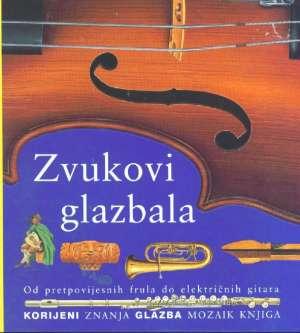 Zvukovi glazbala Jadranka PinTarić Uredila tvrdi uvez