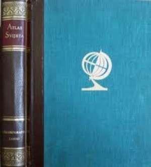 Atlas svijeta Jugoslavenski Leksikografski Zavod tvrdi uvez