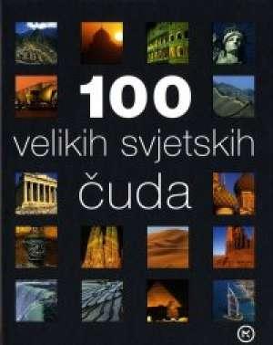 100 velikih svjetskih čuda J.baxter,rosemary Burton,r.cavendisch tvrdi uvez