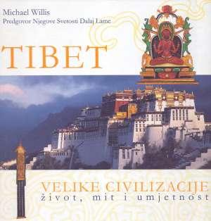 Tibet Michael Willis (predgovor Njegove Svetosti Dalaj Lame) tvrdi uvez