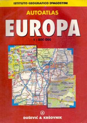 Autoatlas Europa G.A. meki uvez