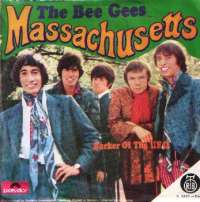 Massachusetts / Barker Of The U.F.O. Bee Gees D uvez
