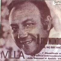 Il Tuo Mondo (Nono, Moj Dobri Nono) / Isadora Claudio Villa S uvez