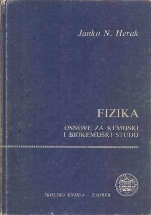 Janko Herak - Fizika