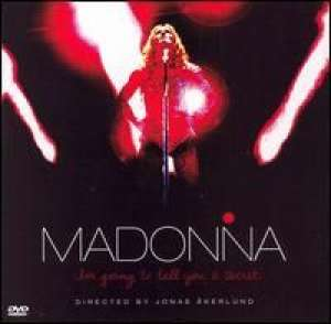 I'm Going to Tell You a Secret  CD+DVD Madonna