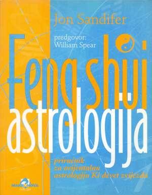 Feng Shui astrologija Jon Sandifer meki uvez