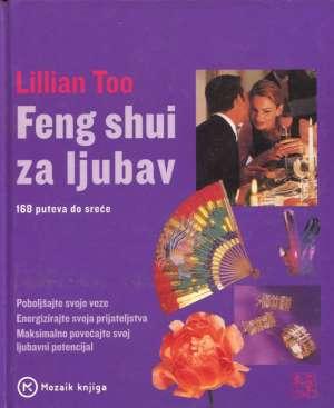 Feng shui za ljubav Lilian Too tvrdi uvez
