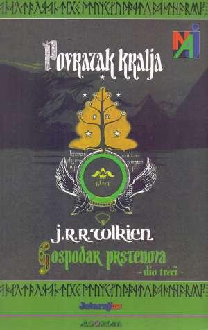Tolkien J. R. R. - Gospodar prstenova 1-3
