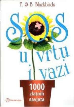 SOS u vrtu i vazi T. & B. Blackbirds tvrdi uvez