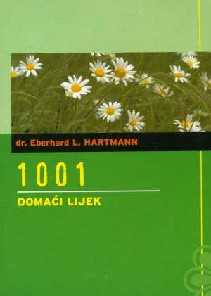 1001 domaći lijek Eberhard L. Hartmann meki uvez