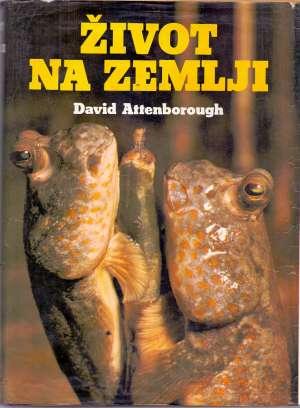 Život na zemlji David Attenborough tvrdi uvez